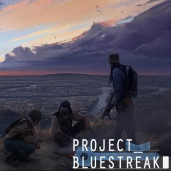 Project BlueStreak  - Main