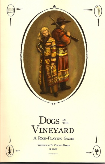 Dogs in the Vineyard cover