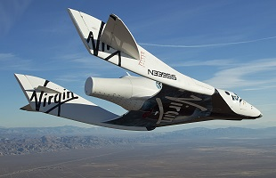 Virgin Galactic WhiteKnightTwo 310x