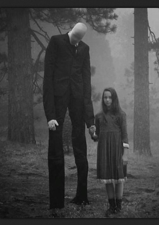 Slenderman Tall