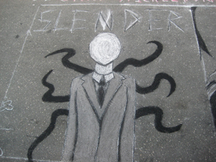 slender man graffitismall
