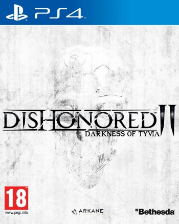 dishonred 2 box art
