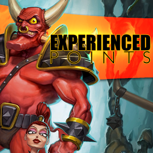 Experienced Points Dungeon Keeper Mobile