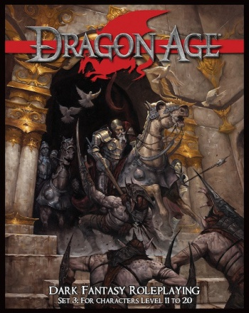 Dragon Age Set 3 Box Art