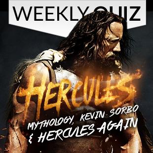 Hercules quiz 3x3