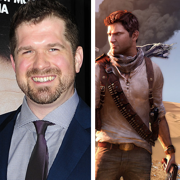 Seth Gordon Uncharted