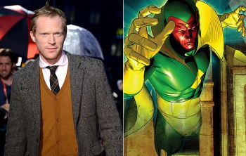 Paul Bettany The Vision