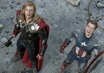 the avengers thor cap 350