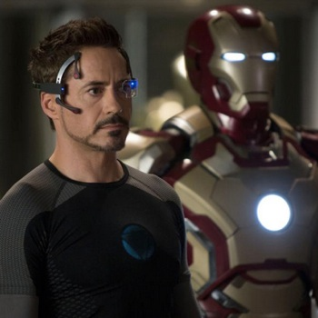 Iron Man 3: Robert Downey Jr