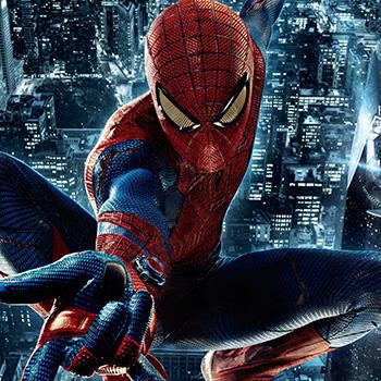 Amazing Spider-Man promotional image