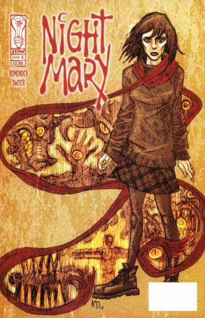 Night Mary cover