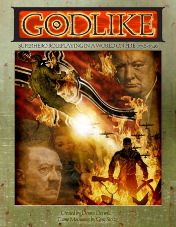 GODLIKE cover