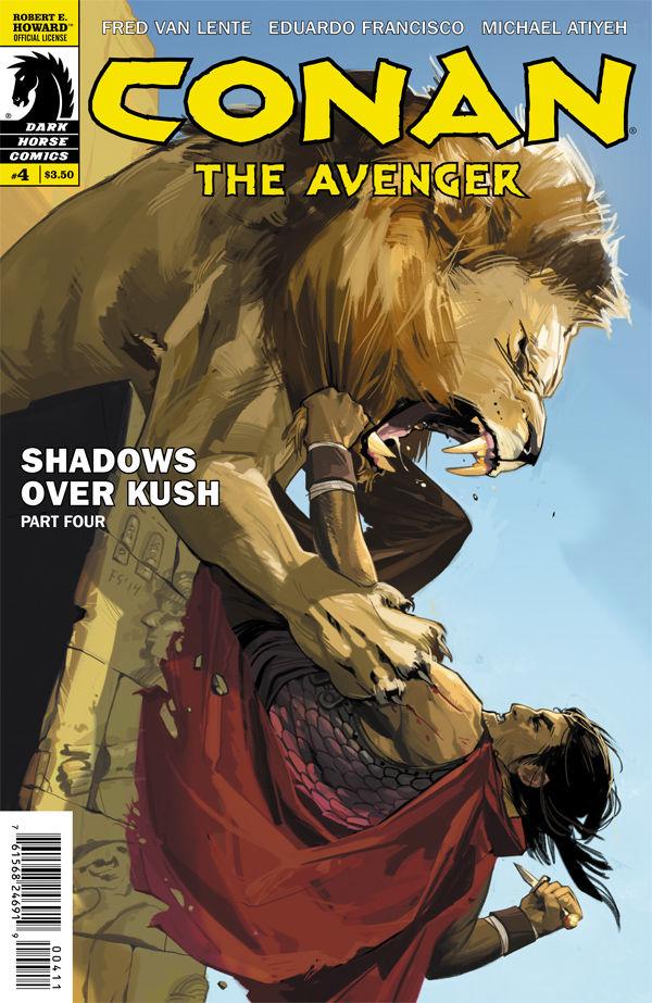 conan the avenger 4