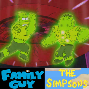 family guy simpson