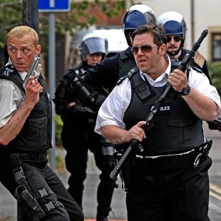 Hot Fuzz London Police 310x