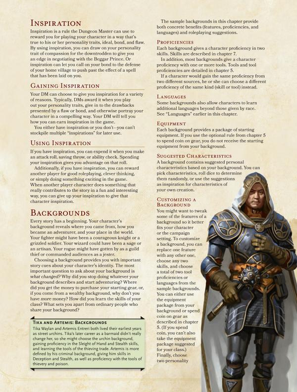 WOTC D&D 5E PLAYERS HANDBOOK DOWNLOAD