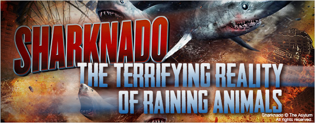 Sharknado Science header