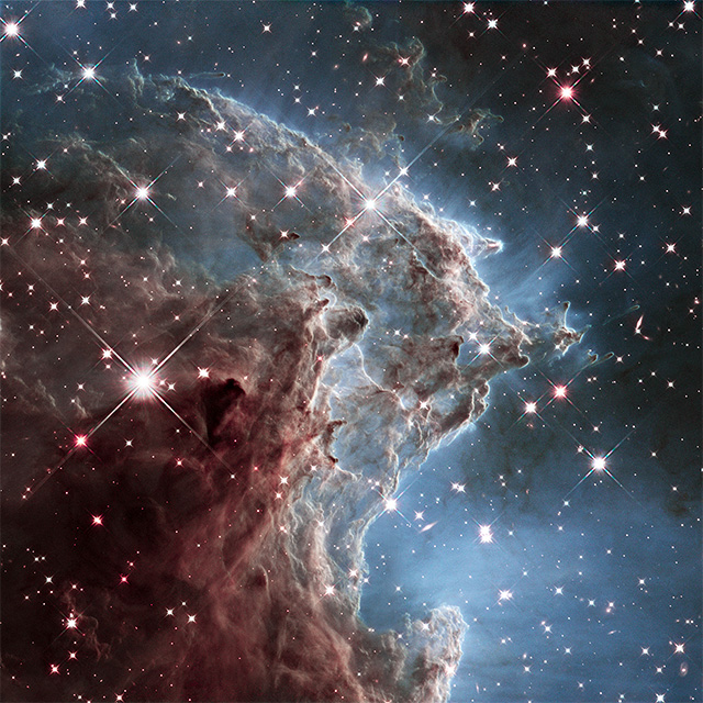 Monkey Head Nebula