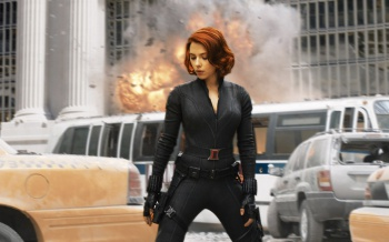 Black Widow Scarlet