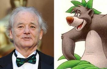 Bill Murray Baloo