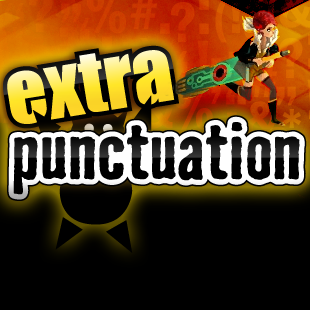 Extra Punctuation Isometric