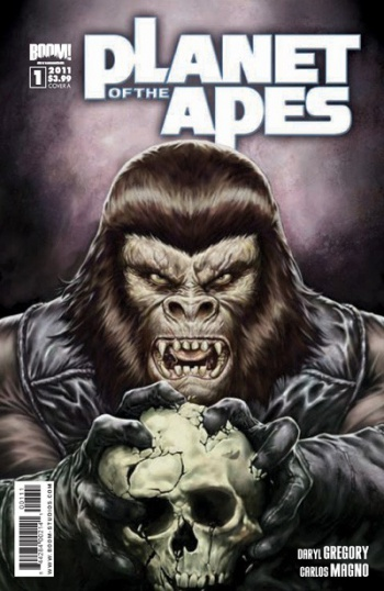 Planet of the Apes Boom! Studios