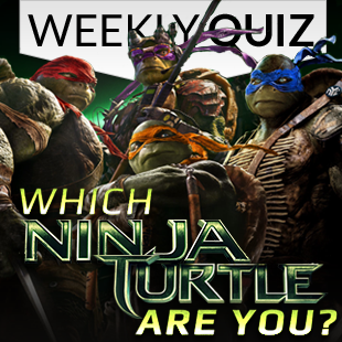 Ninja Turtles Quiz 3x3