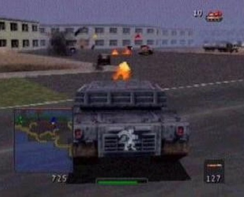 Battletanx Global Assault Retro Review N64 PlayStation