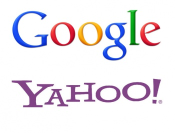 Google Yahoo partner