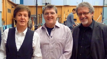 Paul McCartney, Marty O'Donnell, Michael Salvatori