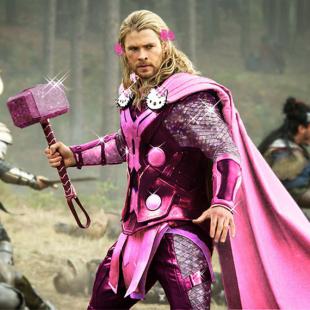 thor pink