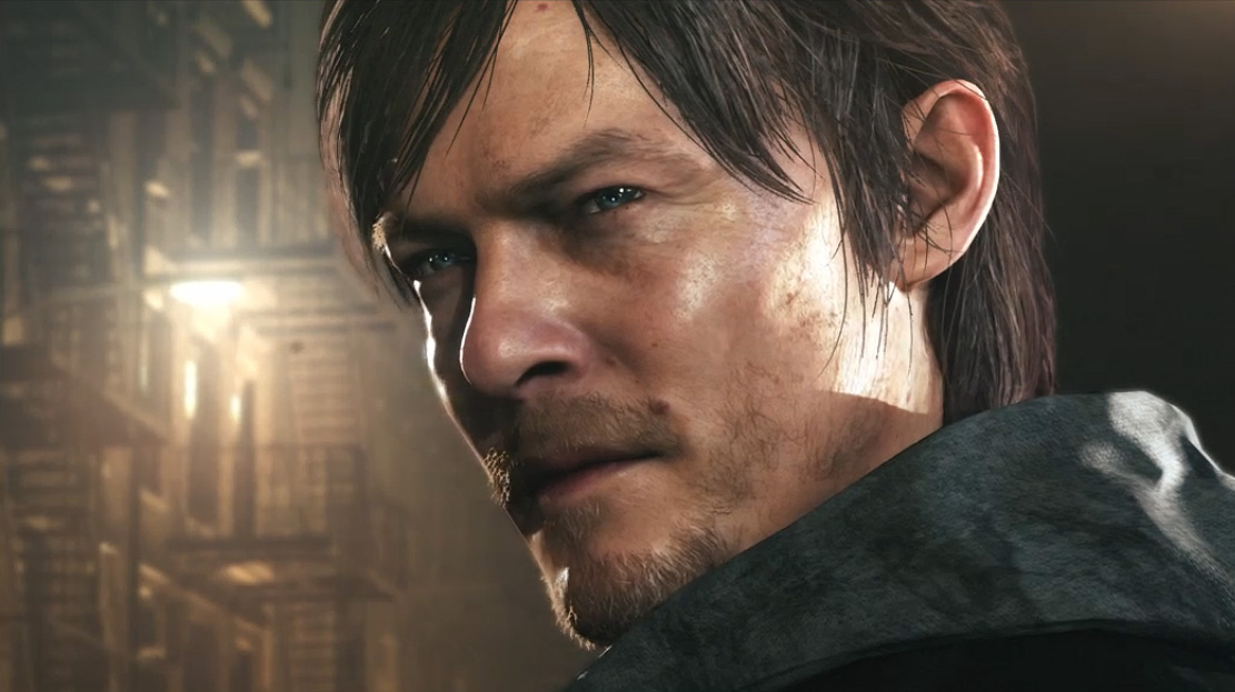 Norman Reedus Silent Hill 2