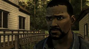 Lee Everett in The Walking Dead Game