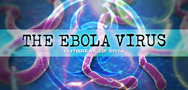 Ebola Virus Outbreak 2014 header