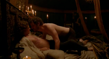 Game of Thrones Male Sex Scene