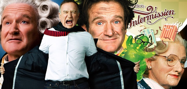 Intermission: Robin Williams header