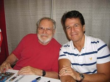 John Romita Sr and John Romita Jr