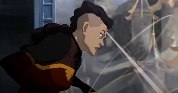 p'li - legend of korra ultimatum