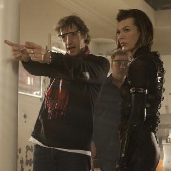 Resident Evil Directing