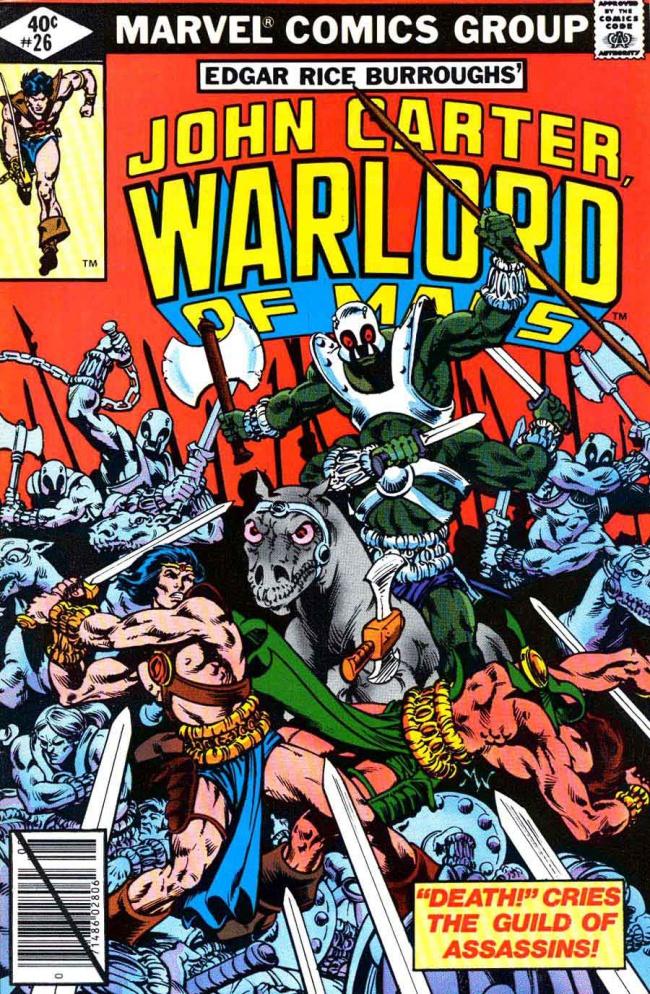 John Carter Warlord of Mars 26