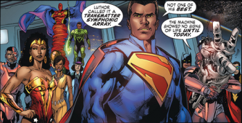 Multiversity Review Image 1