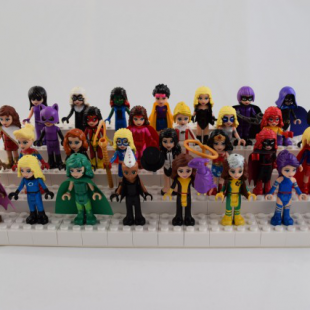 lego friends super friends