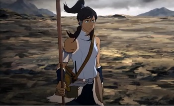 korra face zaheer - legend of korra book three finale