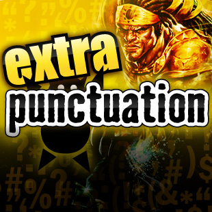 Extra Punctuation Sacred 3