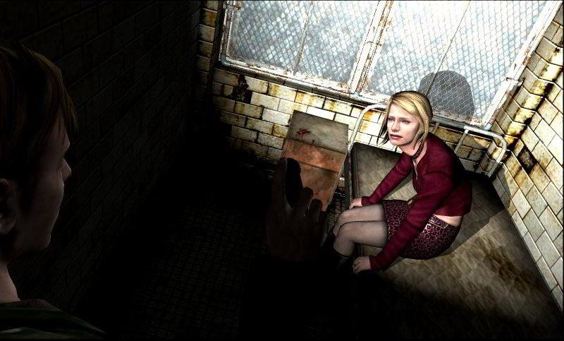 Silent Hill 2 Is Great Because It Is About Facing Personal Demons Experienced Points The Escapist