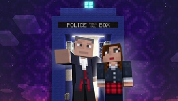 Doctor Who Minecraft
