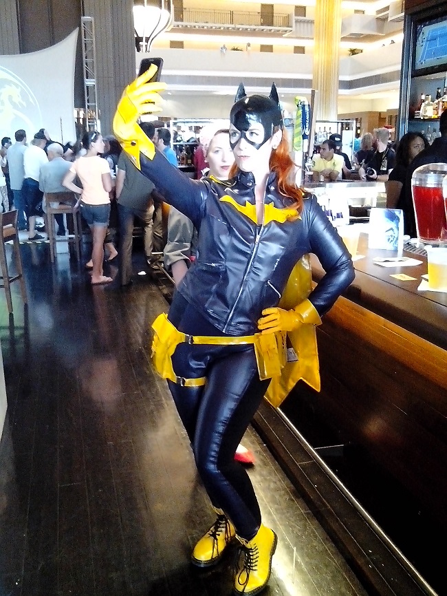 See Batgirl Muppets Game Of Thrones And More In Our Dragoncon 2014