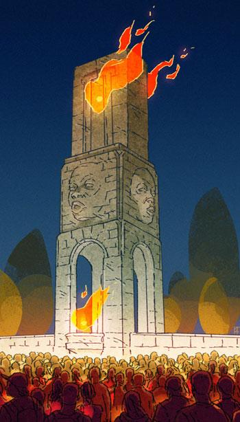 Memorial by Paul Reinwand