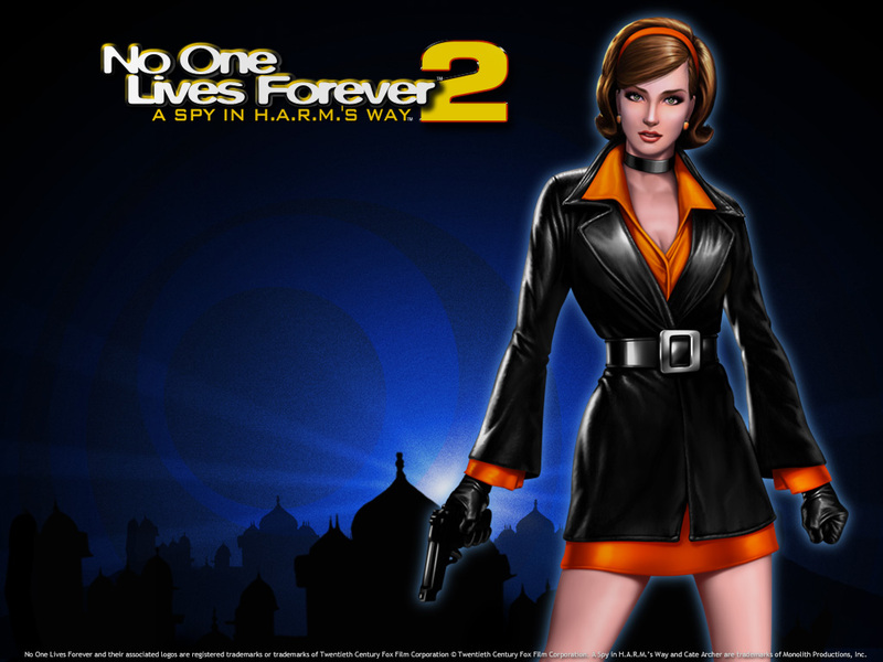 Cate Archer from No One Lives Forever Series