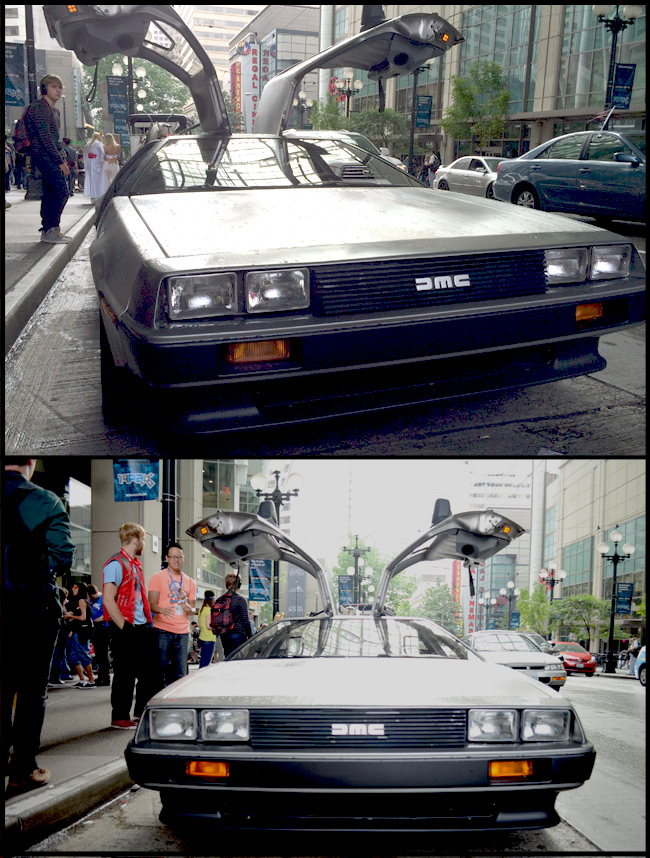 2-delorean